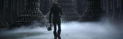 "More Images Revealed Through ""Discovering Prometheus"" Facebook App"