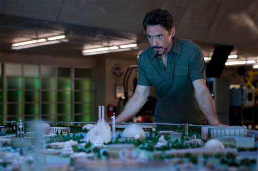 Two New Iron Man 2 Photos