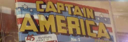 C2E2 2012: Captain America Auction