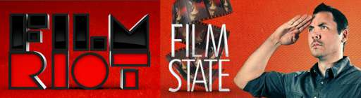 YouTube Tuesday: Film Riot and Film State