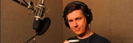 "Chris Parnell Talks ""The Five-Year Engagement,"" Eating Cake, Archer, and 30 Rock"