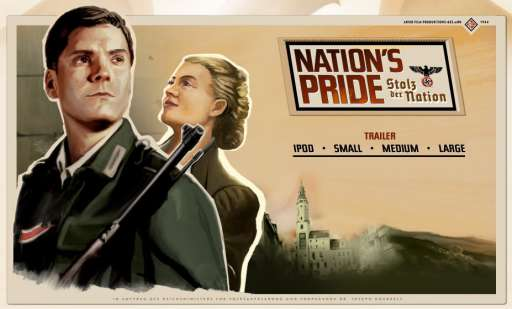 Nation's Pride – Inglourious Basterds Viral