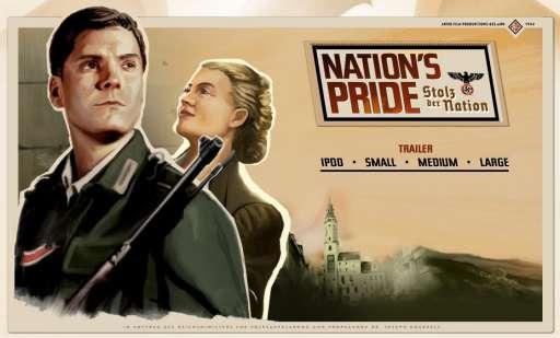 Nation's Pride – Inglourious Basterds Viral