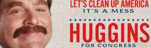 """Galifianakis And Ferrell Take To Facebook To Launch """"The Campaign"""""""