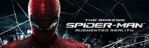 "Swing into Action with ""The Amazing Spider-Man"" Augmented Reality App!"