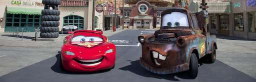 Cars Land Review