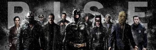 "Marketing For ""The Dark Knight Rises"" Enters World Of Apps With ""Gotham City's Most Wanted"""