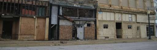 Group Wants to Turn Abandoned Neighborhood into Zombie Theme Park