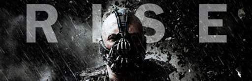 """""""The Dark Knight Rises"""" Theater Standee Lets You Send Your Message to Gotham"""