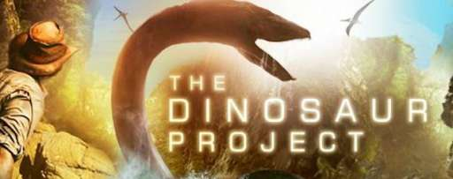 "Viral Campaign for Found Footage Film ""The Dinosaur Project"" Discovered"