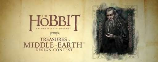 WB Launches The Treasures of Middle Earth Art Contest