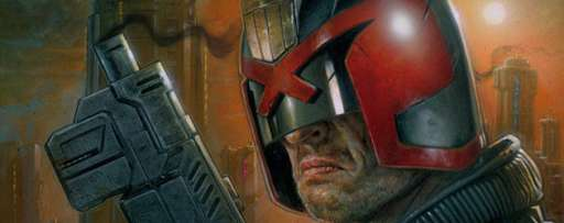 """Dredd"" Villain's Backstory Explored in Motion Comic Prequel"