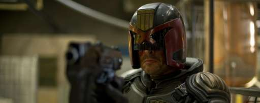 """Dredd 3D"" Review: It's Gritty And It Has Fantastic Over-The-Top Violence"