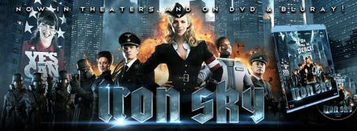Blu-Ray Review: Iron Sky