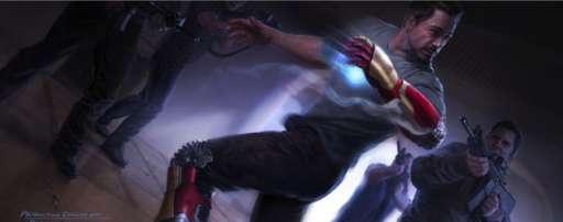 """Unlock Special """"Iron Man 3"""" Preview Through Facebook App!"""