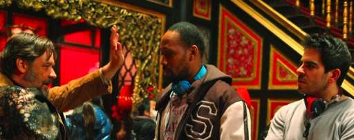 """The Man With The Iron Fists"" Interview: RZA & Eli Roth Talk Carnegie Hall, Creativity, & Martial Arts"