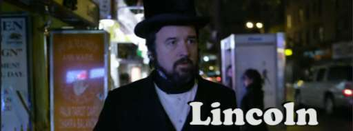 SNL Combines Spielberg's Lincoln with FX's Louie