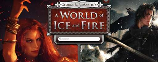 Featured App: George R. R. Martin's A World of Ice and Fire