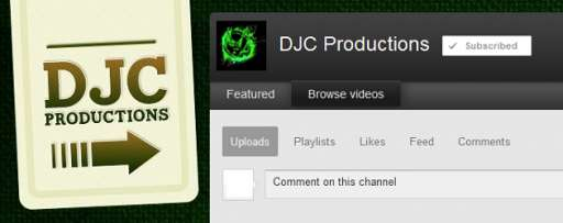 YouTube Tuesday:  DJC Productions