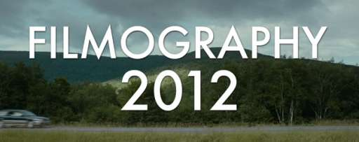 Viral Video: Filmography 2012