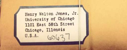 "University of Chicago Receives Mysterious Package Addressed for ""Indiana Jones"""