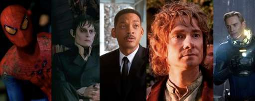 Michael's Top Ten Most Disappointing Films of 2012