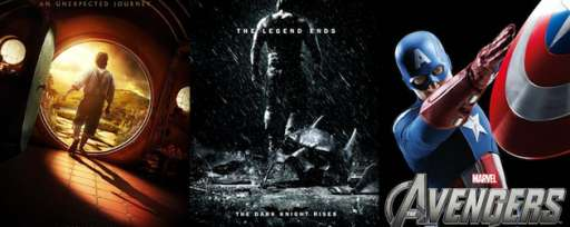 Caleb's Top 10 Best Films of 2012