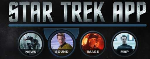 "Featured App: A Viral Campaign Contained in ""Star Trek Into Darkness"" App"
