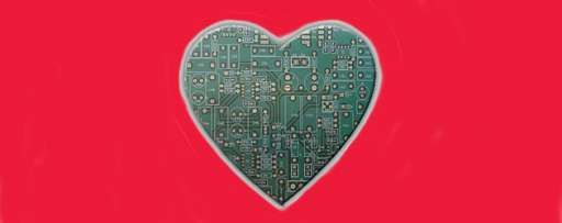 Valentine's Day Infographic Shows How Technology Is New Cupid
