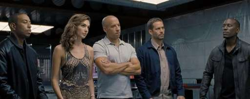 'Fast & Furious 6' Tips Social Media Scale In Their Favor