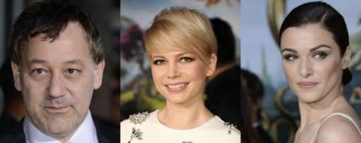 """Oz The Great & Powerful"" Interview: Michelle Williams & Rachel Weisz Talk Wire Work; Sam Raimi Perfects 3D"