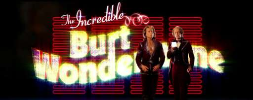 Watch Commercial for The Incredible Burt Wonderstone's Las Vegas Act