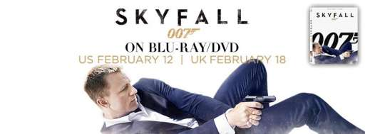 "Contest: Enter to Win ""Skyfall"" on Blu-Ray!"
