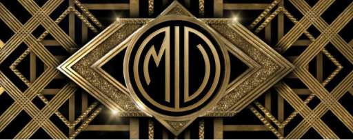 "Create Your Very Own Gatsby-Styled Logo With ""The Great Gatsby"" Monogram Maker"