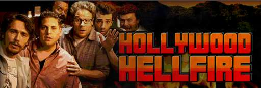 "Play ""This Is The End"" Online Game ""Hollywood Hellfire"""