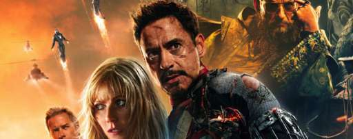 "Movie Review: ""Iron Man 3"""