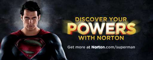"Norton and ""Man of Steel"" Team Up to Present Exclusive Footage in Promo Videos"