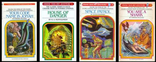 """Choose Your Own Adventure"" To Become Multi-Platform Film Series From 20th Century Fox"