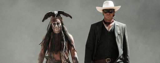 "Movie Review: ""The Lone Ranger"""