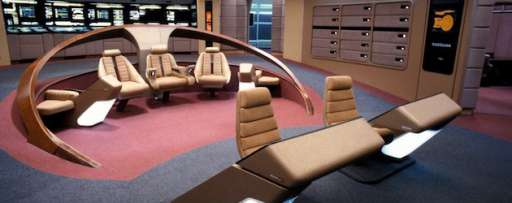 "Creators Of Functional Replica Of ""Star Trek"" Enterprise Bridge Are Coming to Comic-Con"