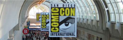 Comic-Con News Round-Up: Nerd HQ, Con of Darkness, MTV, Star Trek, and Shout! Factory