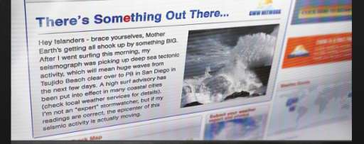 "Encounter ""Godzilla"" When It Makes Landfall In San Diego!"