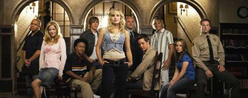 "New ""Veronica Mars"" Novels To Coincide With Upcoming Film"