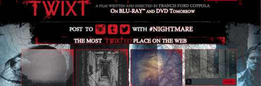 "See Inside Peoples' Nightmares With ""Twixt"" Website"