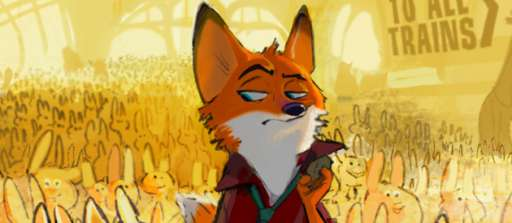 "D23 Expo 2013: Disney Reveals Super Secret Project ""Zootopia"" For 2016 Release"