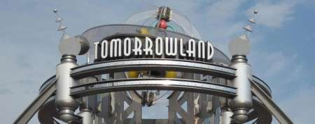 "D23 Expo 2013: New ""Tomorrowland"" Domain Ties Into Disney Expo And A Possible App"