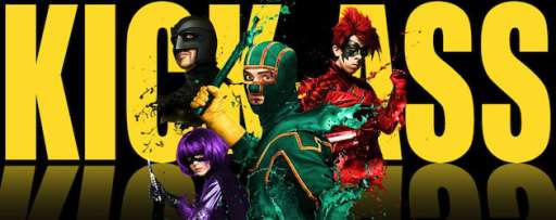 Contest: Win Copies of Kick-Ass and Kick-Ass 2 Graphic Novels!