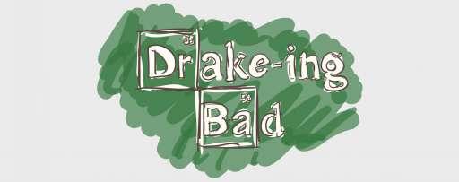 Artist Draws Drake into Breaking Bad on Tumblr