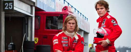 """Rush"" Review: Ron Howard's Racing Drama Takes Command Of The Track But Fails To Finish In First"