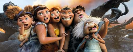 "Review: ""The Croods"" in Digital HD"